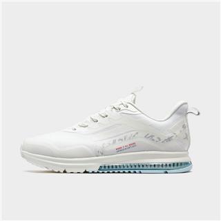 特步 专柜款 男子跑鞋 20年新款网面气垫运动鞋980219110603