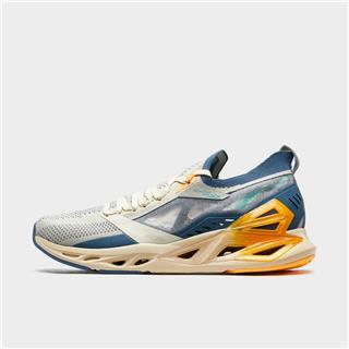 特步 专柜款 男子跑鞋 20年新款网面减震旋科技舒适运动鞋980219110767