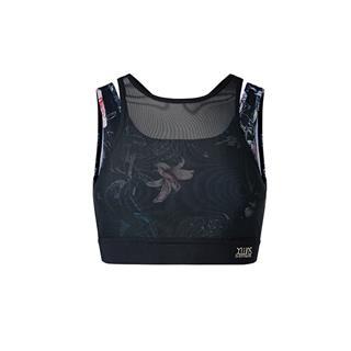 特步 女子胸衣 运动健身bra瑜伽跑步背心880128930122