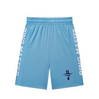 特步 专柜款 男子短裤 新款林书豪同款运动舒适透气篮球比赛短裤980229080537