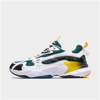特步 男子休闲鞋 20年新款撞色时尚网面运动鞋880319325967
