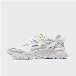 特步 专柜款 女子休闲鞋 20年夏新款都市时尚网面鞋980218320216