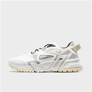 特步 专柜款 男子休闲鞋 20年夏新款潮流时尚网革拼接鞋980219320216