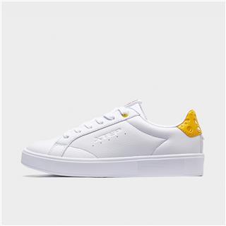 【猫和老鼠联名款】特步 女子板鞋 20年新款时尚奶酪尾休闲鞋880318310103
