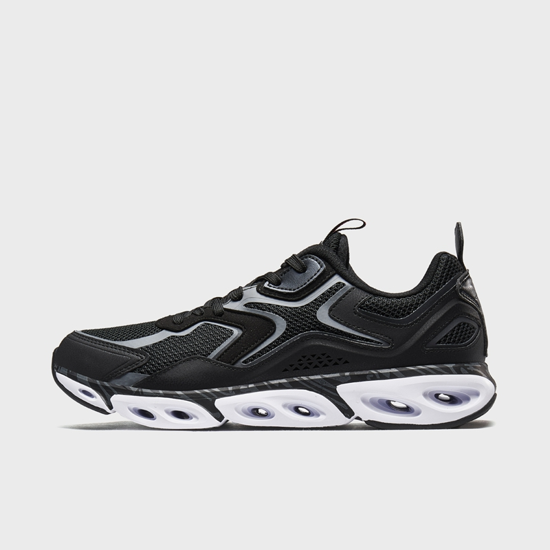 【减震旋科技】特步 男子跑步鞋 新款时尚透气运动鞋880319116009