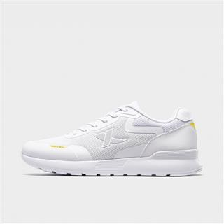 特步 专柜款 男子休闲鞋 20年新款轻便舒适运动鞋980219320375