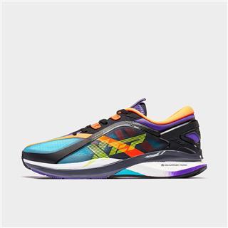 特步 专柜款 男子跑步鞋  20年新款竞训300X马拉松透气专业运动鞋 980119110558