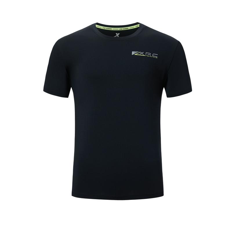 特步 专柜款 男子短袖 新款舒适透气百搭跑步运动短T980329010389