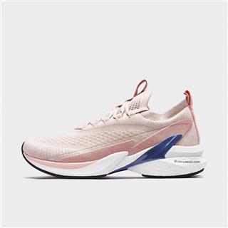 【騛速X】特步 专柜款 女子跑鞋 新款竞速轻便动力巢科技运动鞋980318110909