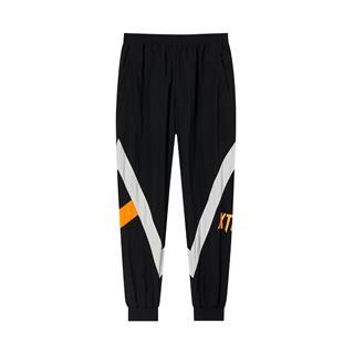 特步 专柜款 男子长裤 都市休闲时尚潮流梭织长裤980329560168