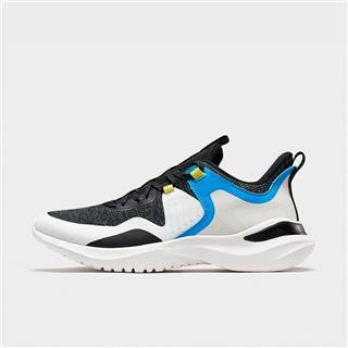 特步 男子跑步鞋 20年新款透气网面舒适休闲运动鞋880319110117