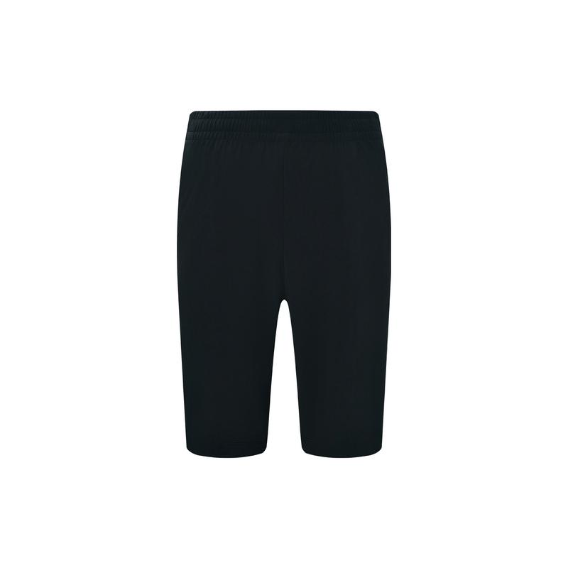 特步 专柜款 男子短裤 20年新款针织透气运动中裤980329610094
