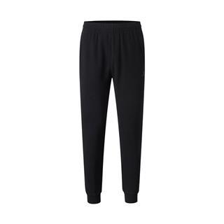 特步 专柜款 男子长裤 20年新款收脚透气运动简约长裤980329630109