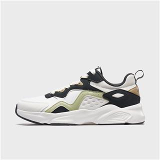 特步 专柜款 女子休闲鞋 20年新款时尚都市轻便女鞋980318320591