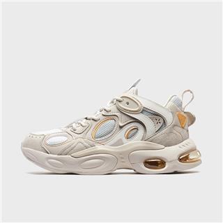 【山海系列】特步 女子休闲鞋 20年新款山海系列次元时尚气垫老爹鞋子880318320062