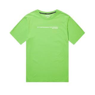 特步 专柜款 男子短袖 新款街头潮流时尚百搭休闲T恤980329010361