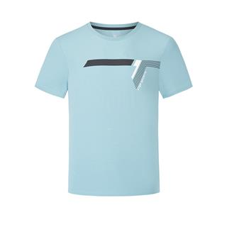 【汪东城同款】特步 专柜款 男子短袖针织衫 20年新款综训透气运动T恤980329010087