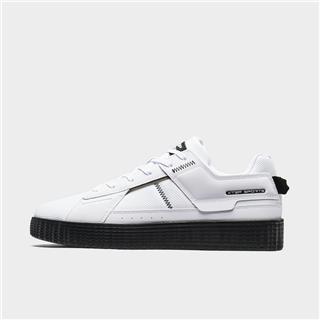 特步 男子板鞋 20年新款舒适耐磨潮流休闲板鞋880319316056