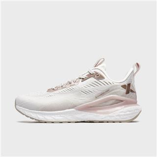 特步 专柜款 女子跑鞋 新款网面透气动力巢科技运动鞋980318110672