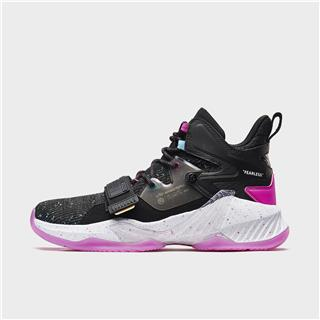特步 男子篮球鞋 20年新款软弹舒适透气运动鞋 880319120036