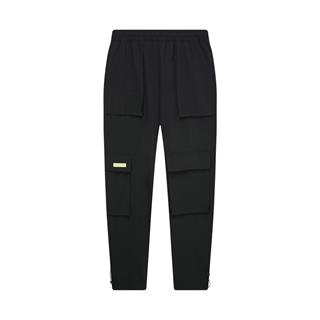 特步 女子长裤 20年新款都市时尚休闲百搭梭织长裤880328490124