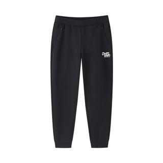特步 专柜款 女子针织长裤 20年新款舒适百搭运动裤980328630314