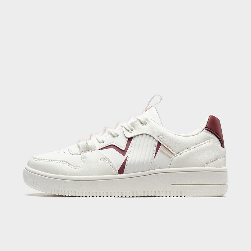 特步 专柜款 女子板鞋 2020年新款时尚潮流休闲板鞋980318316725