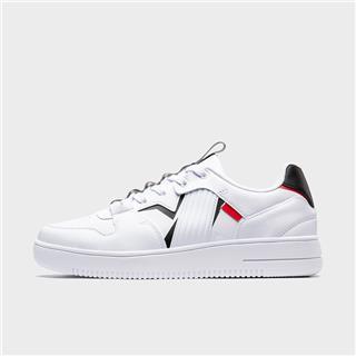 特步 专柜款 男子板鞋 20年新款都市时尚百搭板鞋980319316725