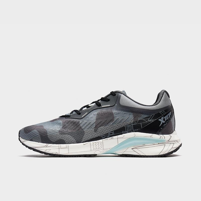 【騛速战机别注款】特步 专柜款 男子跑鞋 新款专业竞速跑步鞋减震运动鞋 880319116129