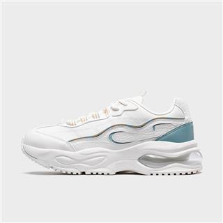 特步 专柜款 男子休闲鞋 20年新款简约气垫男子运动鞋980319320628