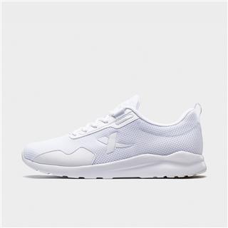 特步 女子休闲鞋 20年新款网面透气运动表情系列运动鞋880218325061