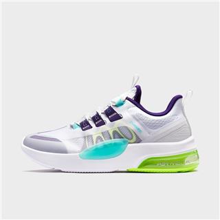 特步 女子跑鞋 20年新款透气半气垫时尚运动鞋880318110018