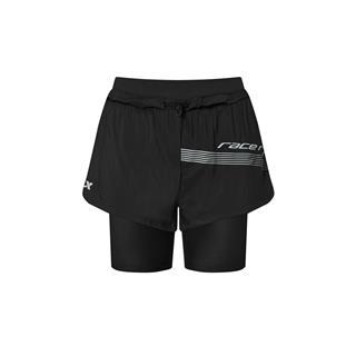 特步 专柜款 女子短裤 20年新款 运动健身跑步梭织短裤980328240432