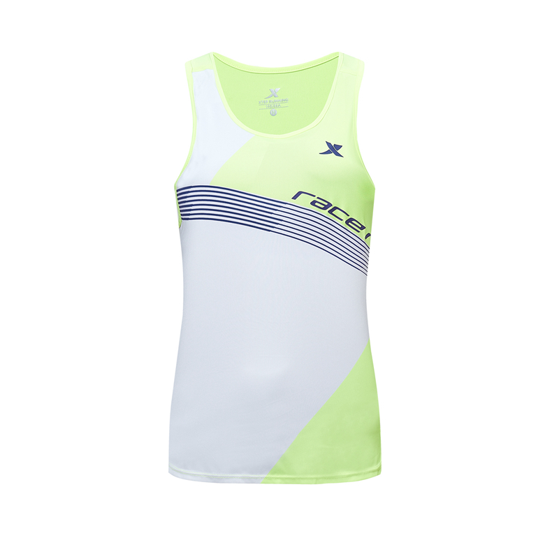 特步 专柜款 女子背心 20年新款 运动跑步轻薄上衣980328090425