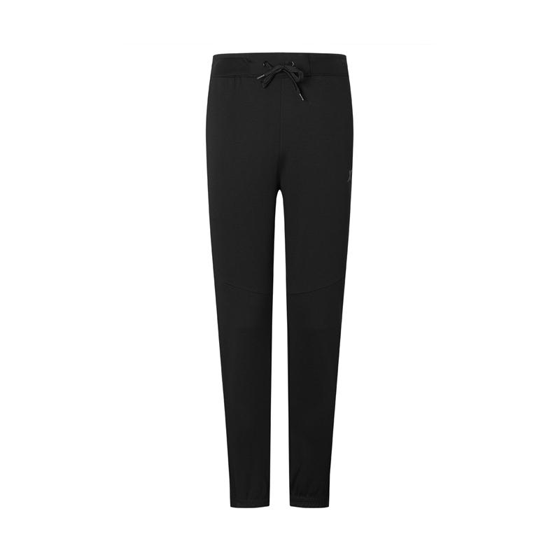 特步 专柜款 男子针织裤 20年新款运动综训休闲长裤 980329630637