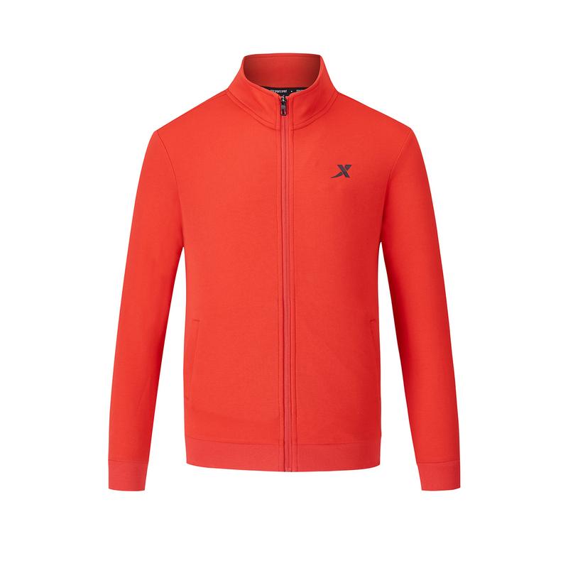 【预售到手99元】男子针织上衣 新款 休闲舒适运动夹克针织外套880329060047