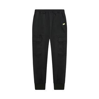 特步 女子梭织单裤 20年新款 都市潮流休闲长裤880329490038
