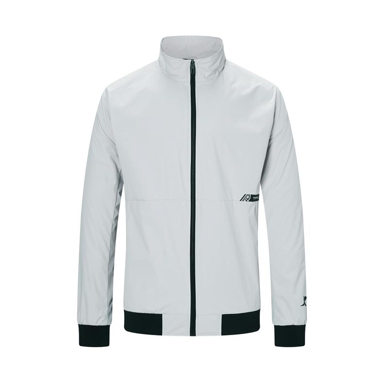 特步 专柜款 男子夹克 20年新款 舒适运动保暖夹克外套980329130122