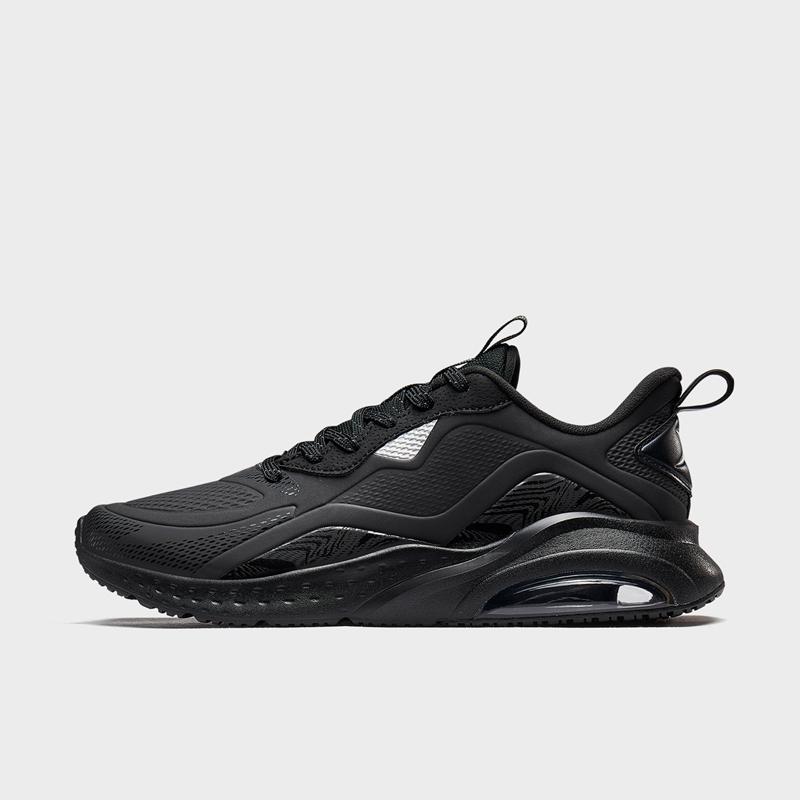 特步 专柜款 男子跑鞋 20年新款 时尚气垫轻便运动跑步鞋980419110720
