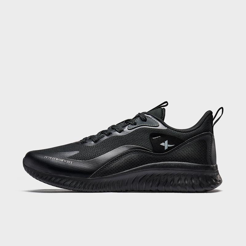 特步 专柜款 男子跑鞋 20年新款 轻盈运动时尚都市跑步鞋980419110807