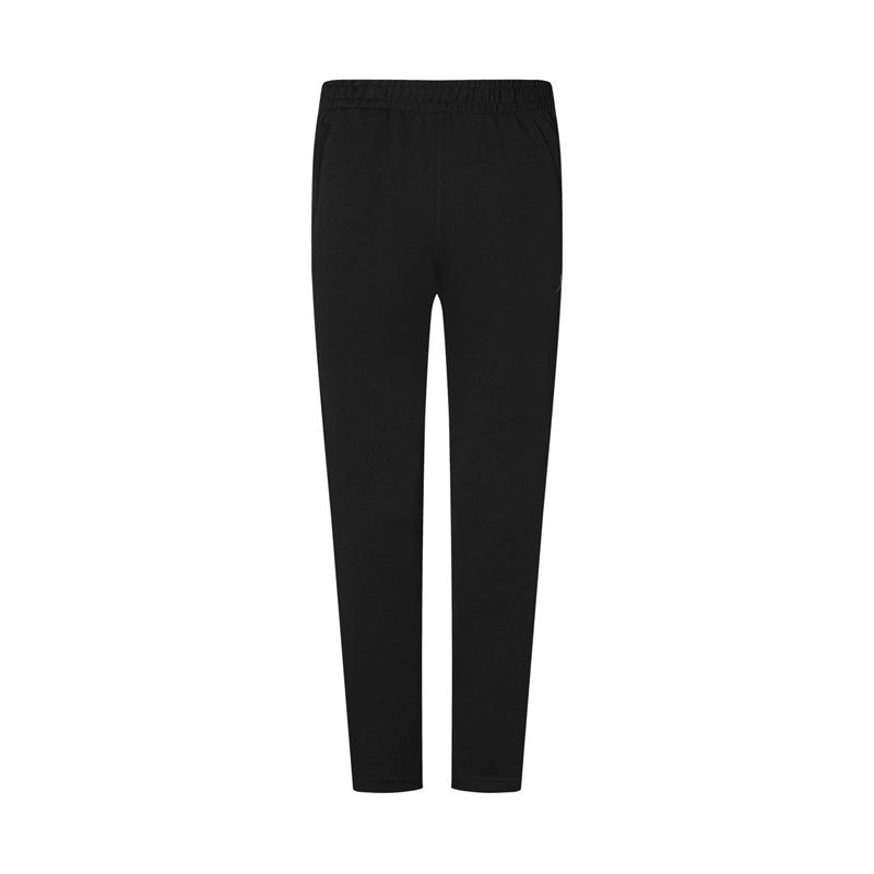 特步 专柜款 女子针织长裤 20年新款 修身百搭时尚运动长裤980429630557