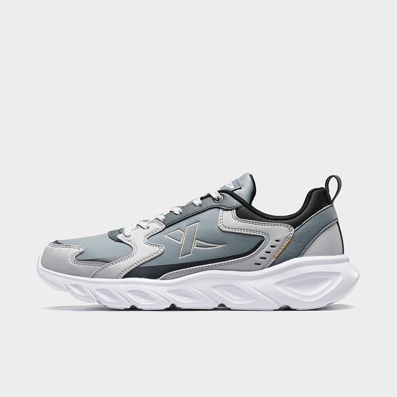 【预售到手79元】男子跑鞋 新款 革面轻便时尚百搭运动休闲跑步鞋880419116666