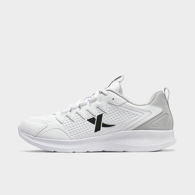 特步 男子跑鞋 轻便时尚系带运动鞋880419110101