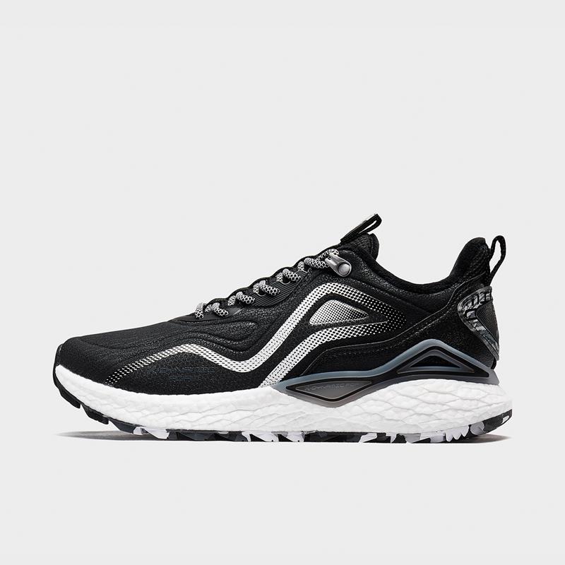 特步 专柜款 男子跑鞋 20年新款 都市运动百搭跑鞋980419110808