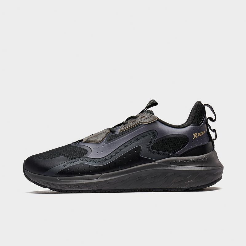 特步 专柜款 男子跑鞋 20年新款 网面轻盈运动跑步鞋980419111000