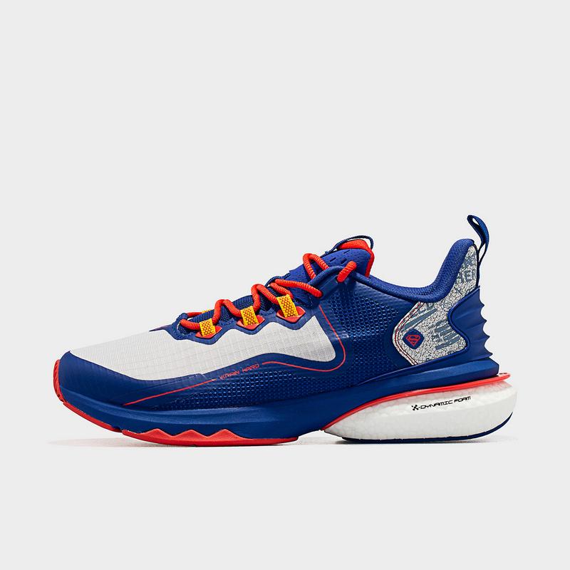【DC超人联名】特步 男子跑步鞋 20年新款秋冬运动鞋减震潮跑鞋880419116573
