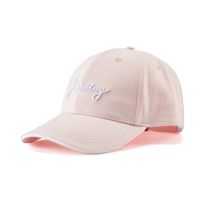 特步 男女同款运动帽 20新款帽子潮流时尚休闲旅游鸭舌帽880337210007