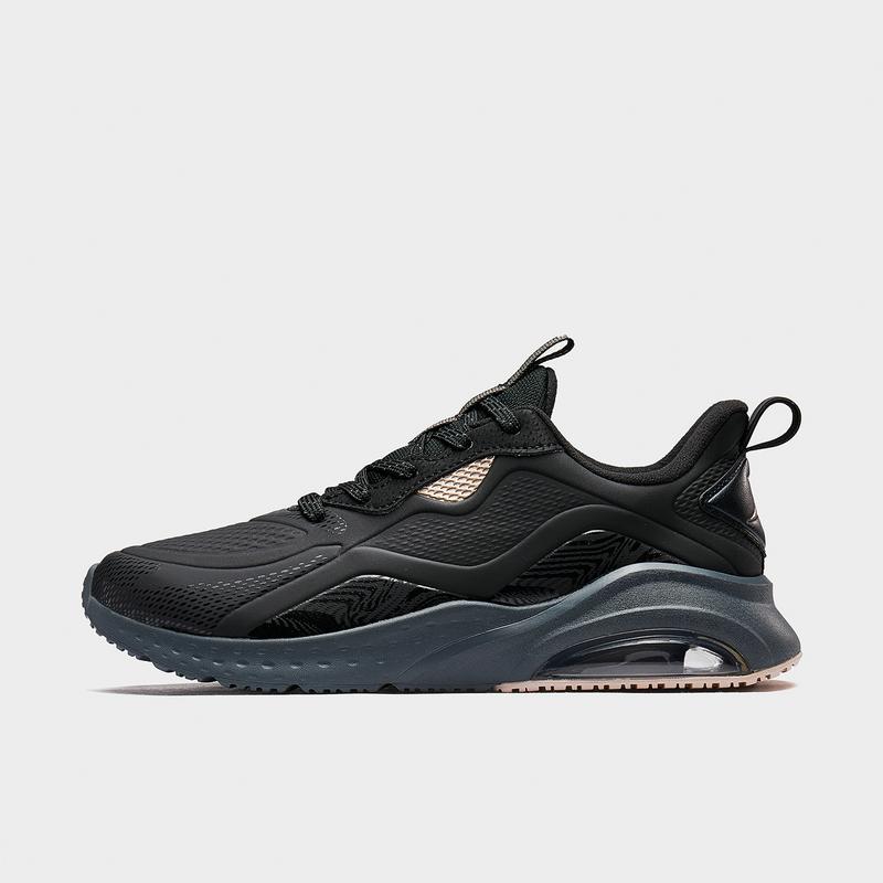 特步 专柜款 女子跑鞋 新款轻便舒适气垫运动跑步鞋980418110797