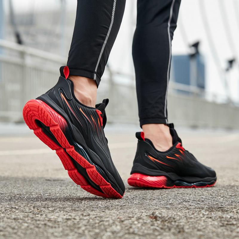 【风火鞋22代】特步 专柜款 男子跑鞋 谢霆锋同款减震联名运动鞋981419110529