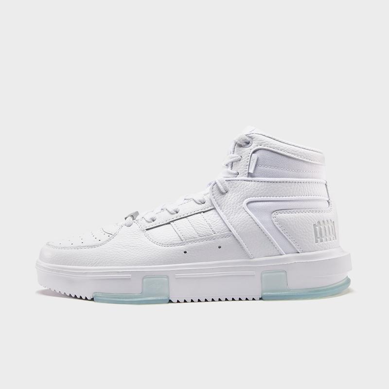 【林书豪系列】特步 男子篮球鞋 20年新款 高帮革面透气球鞋880419126571
